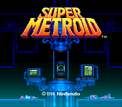 Super Metroid (Japan, USA) (En,Ja)-1