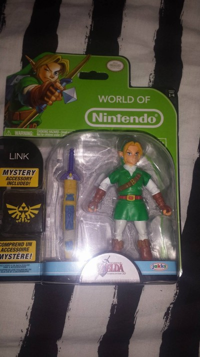 Jakks Pacific World Of Nintendo Action Figures Plus Sonic The Hedgehog 20th Anniversary Figure The Forgotten Starship
