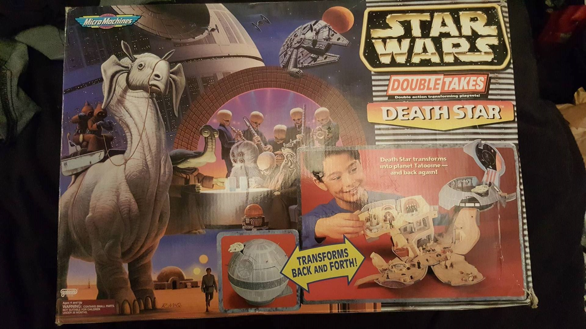 Spielzeug Micro Machines Star Wars Womp Rat Triadecont Com Br Well you're in luck, because here they come. spielzeug micro machines star wars womp