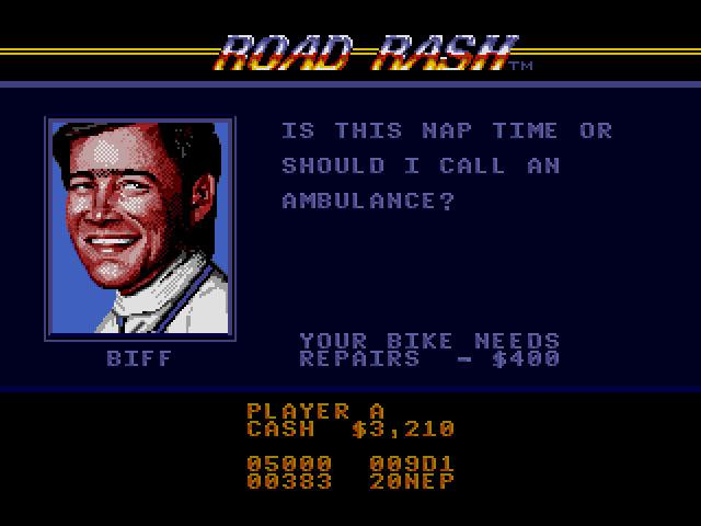 Road Rash (USA, Europe)019