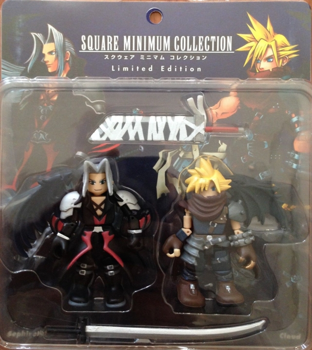 Japan-Square-Enix-Final-Fantasy-VII-Minimum-Collection
